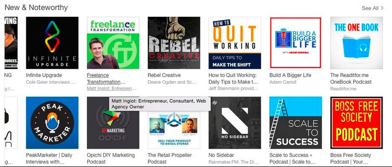 boss free society - new and noteworthy
